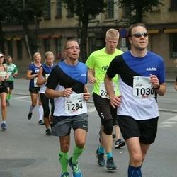 Tallinna Maraton - Artur Telling (1030), Jaan Mandriks (1284)
