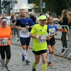 Tallinna Maraton - Aegir Magnusson (2619), Sirpa Rajamäki (3213)