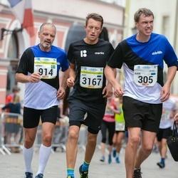 Tallinna Maraton - Rain Gussev (305), Henry Lundberg (914), Ago Saluveer (3167)