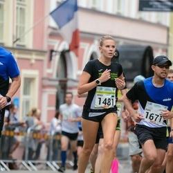 Tallinna Maraton - Berit Rohtjärv (1481)