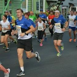 Tallinna Maratoni Sügisjooks 10 km - Martin Raud (427), Artur Saaliste (776)