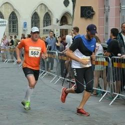 Tallinna Maratoni Sügisjooks 10 km - Aadu Polli (562)