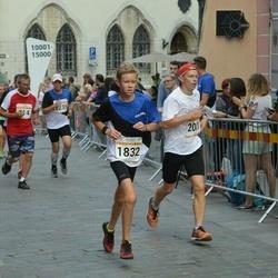 Tallinna Maratoni Sügisjooks 10 km - Artur Soo (1832)