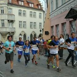 Tallinna Maratoni Sügisjooks 10 km - Cathlyn Olev (2315)