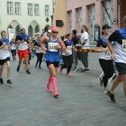 Tallinna Maratoni Sügisjooks 10 km - Annika Koppel (3470)