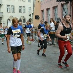 Tallinna Maratoni Sügisjooks 10 km - Annelii Eglit (1006)