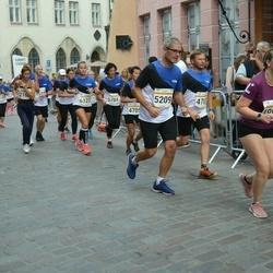 Tallinna Maratoni Sügisjooks 10 km - Ando Koit (5209)