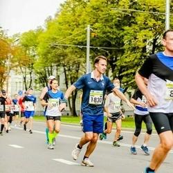 Tallinna Maraton - Kädi Toompere (1381), Brice Francis Marie Gasnier (1830)