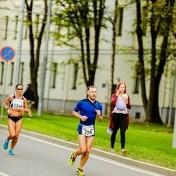 Tallinna Maraton - Alex Sergeev (224), Julia Andreou (2346)