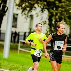 Tallinna Maraton - Jukka Kohtaniemi (96), Arles Taal (228)