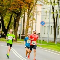 Tallinna Maraton - Rain Köster (22), Christian Gunnarsson (158), Himanshu Sareen (253)