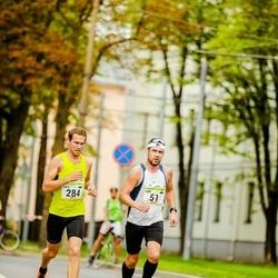 Tallinna Maraton - Aare Kutsar (51), Risto Ülem (284)