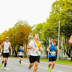 Tallinna Maraton - Andris Leja (165), Pekka Myllylä (273)