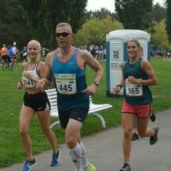 Tallinna Maraton - Ranno Rüütsalu (445), Andra Moistus (565)