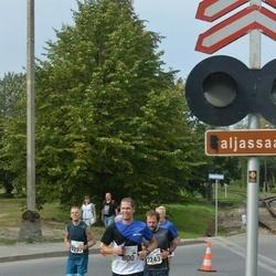 Tallinna Maraton - Rauno Pihlak (800), Siim Palu (2243), Andre Sammelselg (2291)