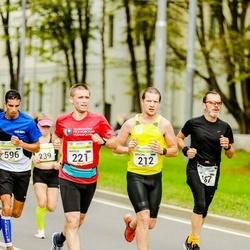 Tallinna Maraton - Kristjan Tulp (212), Anatoliy Andreev (221), Mohamed Idhmed (596)