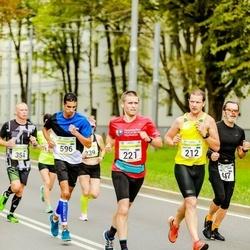 Tallinna Maraton - Kristjan Tulp (212), Anatoliy Andreev (221), Madis Reinumägi (354), Ravel Leisalu (487), Mohamed Idhmed (596)