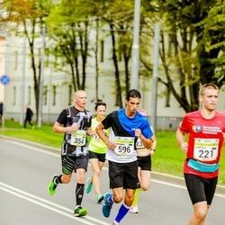 Tallinna Maraton - Anatoliy Andreev (221), Madis Reinumägi (354), Mohamed Idhmed (596)