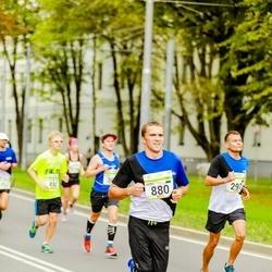 Tallinna Maraton - Aigor Paas (297), Reido Sepp (880)