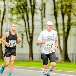 Tallinna Maraton - Marko Leibenau (175), Aleksei Kuligin (2325)