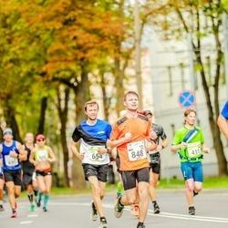 Tallinna Maraton - Endre Varik (415), Kaarel Kitsemets (654), Nick Logtenberg (848)