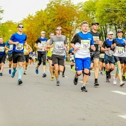 Tallinna Maraton - Artur Melkumjan (401), Anneli Metsamaa (624), Marek Pohla (761), Kenneth Skansberg (1864)