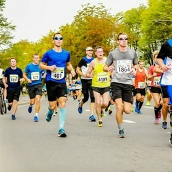 Tallinna Maraton - Artur Melkumjan (401), Roman Minlibajev (577), Marek Pohla (761), Rolf Relander (1211), Kenneth Skansberg (1864), Sergei Semenov (4189)