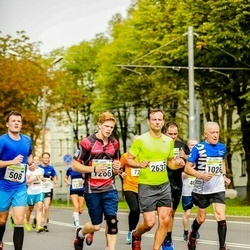 Tallinna Maraton - Allvar Väli (508), Lev Lubenskiy (1026), Aleksei Olovjanisnikov (1266), Martin Maiste (2637)