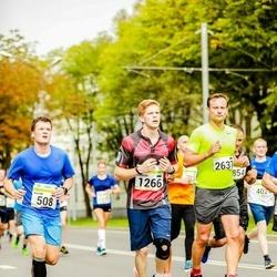 Tallinna Maraton - Allvar Väli (508), Aleksei Olovjanisnikov (1266), Martin Maiste (2637)