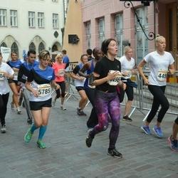 Tallinna Maratoni Sügisjooks 10 km - Anastasia Yurina (5785)