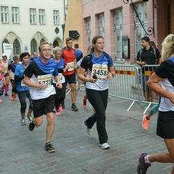 Tallinna Maratoni Sügisjooks 10 km - Hendrik Willmann (6223), Alexander Sokolov (6458)