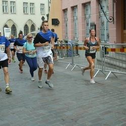 Tallinna Maratoni Sügisjooks 10 km - Aavo Halling (6012), Rain Rannamets (11784)