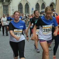 Tallinna Maratoni Sügisjooks 10 km - Birgit Rooväli (2893), Piret Bossack (3819)