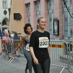 Tallinna Maratoni Sügisjooks 10 km - Annely Pruel (2327)
