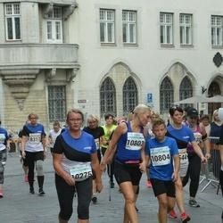 Tallinna Maratoni Sügisjooks 10 km - Raili Rein (10275), Anna Khandogina (10803)