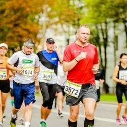 Tallinna Maraton - Andrei Marhachou (1614), Alexander Perfilyev (3572)