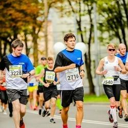 Tallinna Maraton - Gerd Herman Veeber (2716), Viktor Kolom (3228), Adalbjorg Skuladottir (3540)