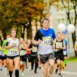 Tallinna Maraton - Viktor Kolom (3228), Anita Feldmane (4190)