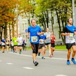 Tallinna Maraton - Carsten Esser (868), Ando Põlluäär (1061)
