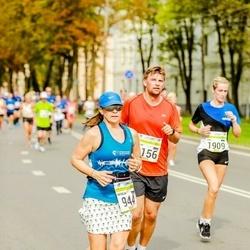 Tallinna Maraton - Natalia Ryzhova (944), Anni Tatsi (1909), Artur Bogdanov (3156)