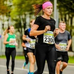 Tallinna Maraton - Anna-Liisa Pärnalaas (2300)