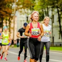 Tallinna Maraton - Annely Sander (1962), Laimdota Heidene (2226)