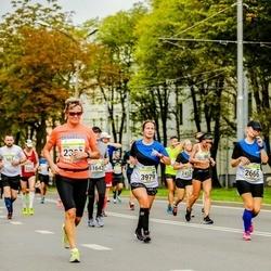 Tallinna Maraton - Riitta Ranta (2321), Annika Ojasild (2666)