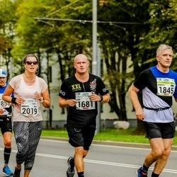 Tallinna Maraton - Kim Vanhala (1681), Andrus Voolaine (1845), Annika Aarnio (2019)