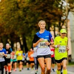 Tallinna Maraton - Aegir Magnusson (2619), Imbi Jürgen (3497)