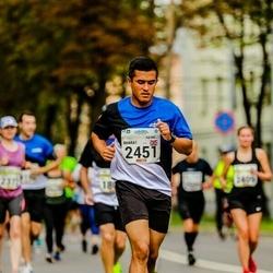Tallinna Maraton - Bharat Gurung (2451)