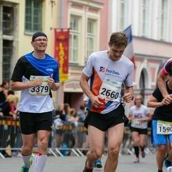Tallinna Maraton - Armands Puravs (2660), Ragnar Niine (3379)