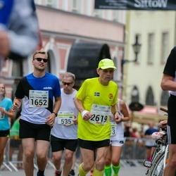 Tallinna Maraton - Karl Thomas Puputti (1652), Aegir Magnusson (2619)