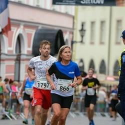 Tallinna Maraton - Annie Ristebråten (866), Art Aamisepp (1797)