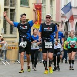 Tallinna Maraton - Kalmar Kurs (2522), Kalev Kruus (2598)